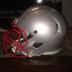 Riddell football helmet